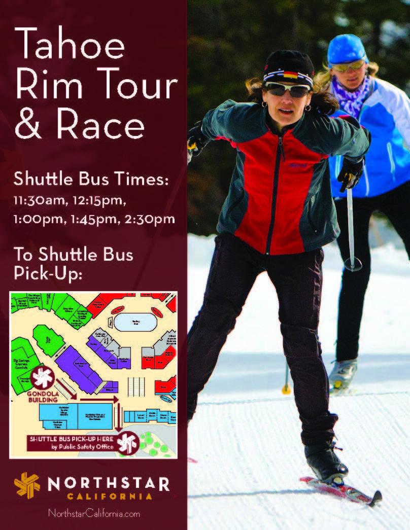 Tahoe Rim Tour buses